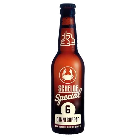 Schelde Ginnegapper        doos 24x0,33L