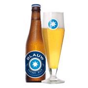 BLAUW Export Bier          krat 24x0,33L