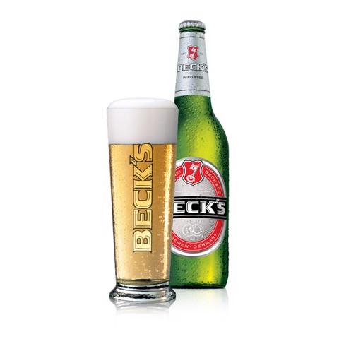 Becks Pilsener krat 24x0,33L
