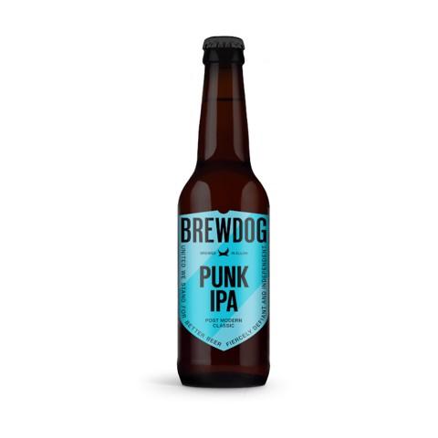 Brewdog Punk IPA doos 12x0,33L