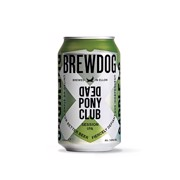 Brewdog Dead Pony Club blik tray 24x0,33L
