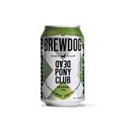 Brewdog Dead Pony Club blik tray 24x0,33L