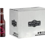 Meantime Raspberry Wheat doos 12x0,33L