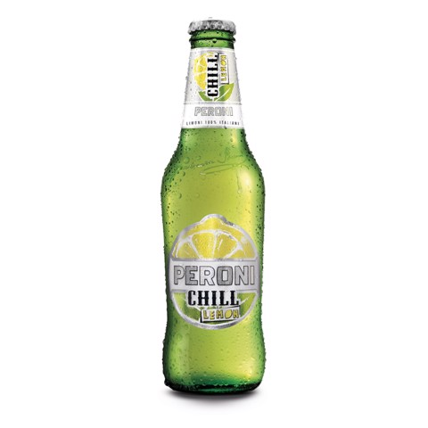 Peroni Chill Lemon doos 24x0,33L