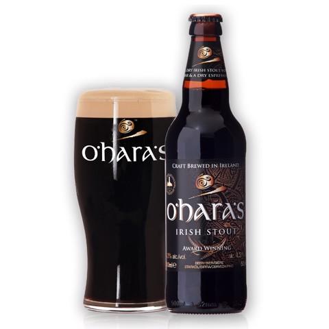 O'Hara's Irish Stout doos 24x0,33L