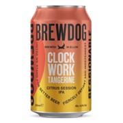Brewdog Clockwork Tangerine blik tray 24x0,33L
