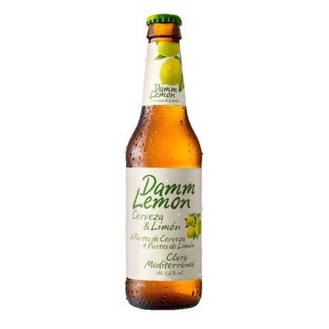 Estrella Damm Radler Lemon doos 24x0,33L