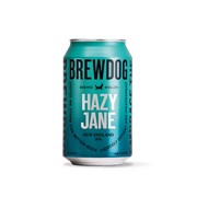 Brewdog Hazy Jane NEIPA blik tray 24x0,33L