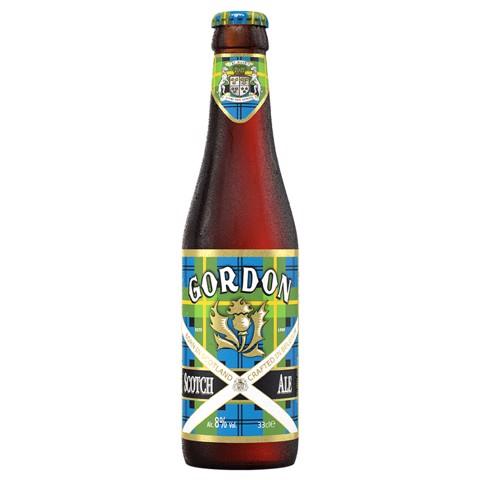 Gordon Scotch Ale krat 24x0,33L