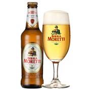 Birra Moretti doos 24x0,33L