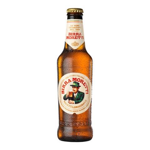 Birra Moretti              krat 24x0,30L