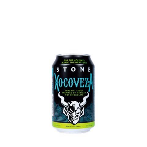 Stone Xocoveza blik        tray 24x0,355L