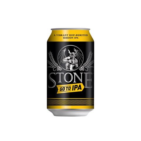 Stone Go To IPA blik tray 24x0,355L