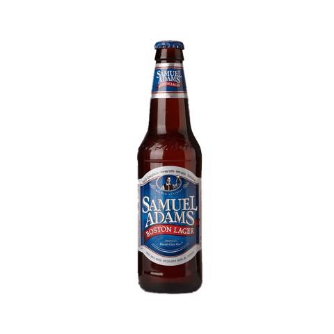 Samuel Adams Boston Lager doos 24x0,33L