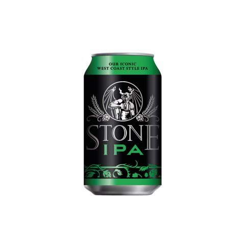 Stone IPA blik tray 24x0,33L