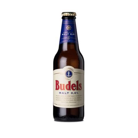Budels Malt 0.0% krat 24x0,30L