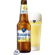 Bavaria 0,0% Radler Lemon  krat 12x0,30L