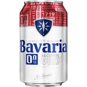 Bavaria 0.0% blik 4x6x0,33L