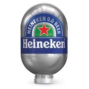 Heineken 0.0% Blade              fust 8L
