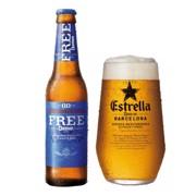 Estrella Free Damm 0.0% doos 4x6x0,25L