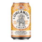 Lowlander 0,3% IPA blik    doos 24x0,33L