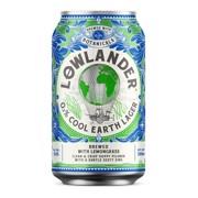Lowlander Cool Earth Lager 0,3% blik doos 24x0,33L