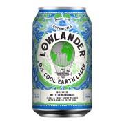 Lowlander Cool Earth Lager 0,3% blik doos 12x0,33L