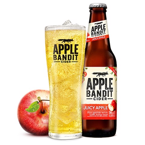 Apple Bandit Juicy Apple  krat 4x6x0,30L