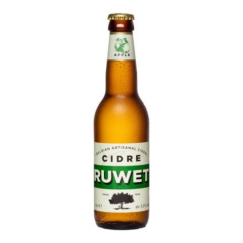Ruwet Cidre Appel doos 24x0,33L