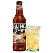 Blind Pig Whiskey & Honey Apple doos 12x0,355L