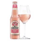 Somersby Sparkling Rose Cider doos 24x0,33L