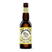 Lowlander Organic Blonde Ale 0,3% doos 12x0,33L