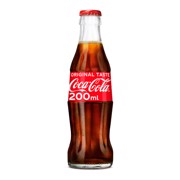 Coca-Cola Regular krat 24x0,20L