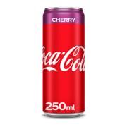 Coca-Cola Cherry blik tray 24x0,25L