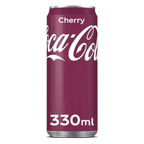 Coca-Cola Cherry blik tray 24x0,33L