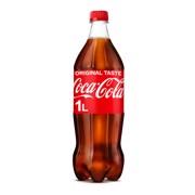 Coca-Cola Regular PET tray 6x1,00L