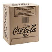 Coca-Cola Regular Postmix BIB 10L