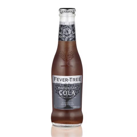 Fever-Tree Cola           doos 24x0,20L