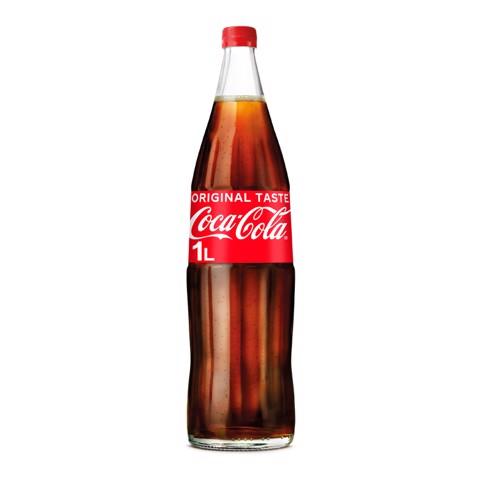 Coca-Cola Regular krat 6x1,00L