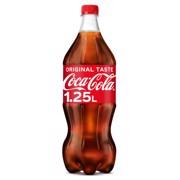 Coca-Cola Regular PET tray 12x1,25L