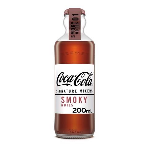 Coca-Cola Signature Mixes Smoky Notes doos 12x0,20L