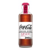 Coca-Cola Signature Mixes Spicy Notes doos 12x0,20L