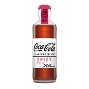 Coca-Cola Signature Mixes Spicy Notes doos 12x0,20L