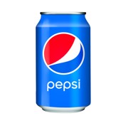 Pepsi Cola Regular blik    tray 24x0,33L