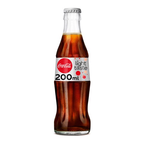 Coca-Cola Light krat 24x0,20L