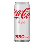 Coca-Cola Light blik tray 24x0,33L