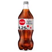Coca-Cola Light PET tray 12x1,25L