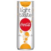 Coca-Cola Light Exotic Mango blik tray 12x0,25L