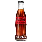 Coca-Cola Zero krat 24x0,20L