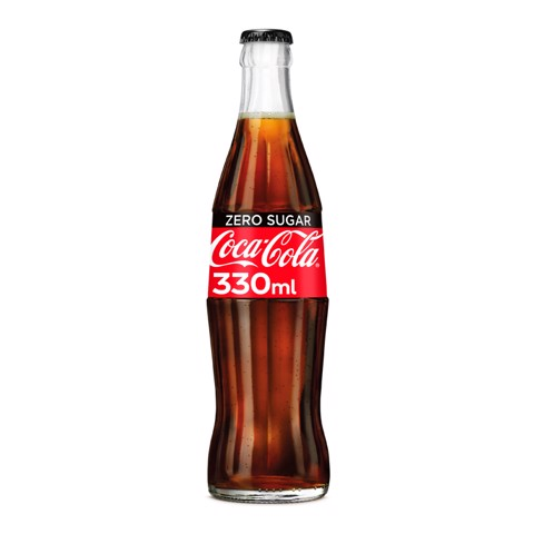 Coca-Cola Zero krat 24x0,33L
